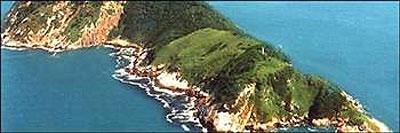 6-Ilha de Queimada Grande; Brezilya (Yılan Adası)