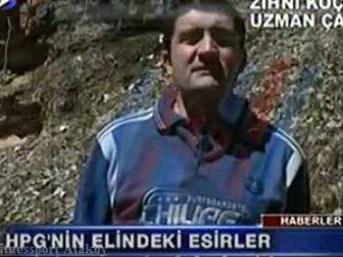 PKK o görüntüleri yayınladı