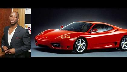 Ian Wright-Ferrari 360