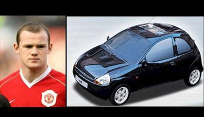 Wayne Rooney-Ford Ka
