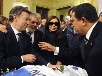 Hugo Chavez ile aynı kaderi paylaştılar