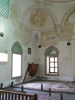 Yakovalı Hasan Paşa Camisi – Pécs Hastane meydanı