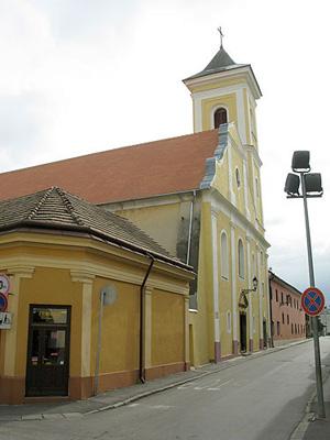 Pádulı Aziz Antal Ferenciscan kilisesi – Zigetvár