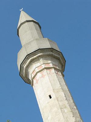 Hamza Bey minaresi