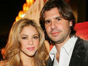Shakira ve Sevgilisi Antonito De La Rua