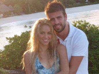 Shakira Hamile, Gerard Pique Baba Oluyor