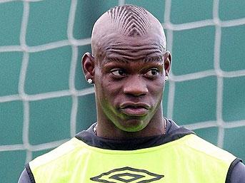 Futbolcuların çılgın saçları