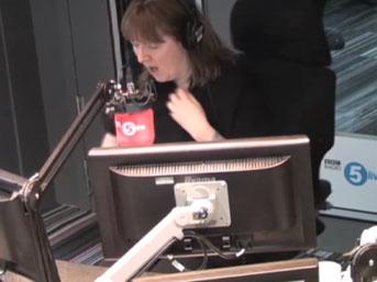 bbc fare - Canlı yayını fare bastı