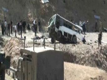 Bingöl'de mayınlı tuzak: 6 polis şehit