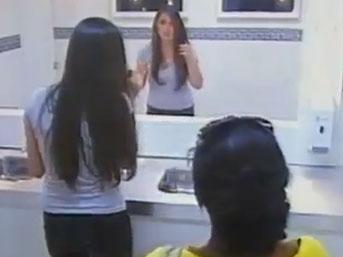 Aynada görünmeyen kadınlar