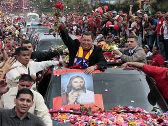 Hugo Chavez'in unutulmaz sözleri