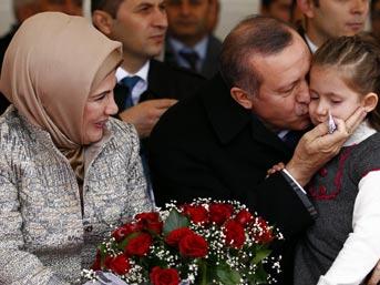 Başbakan Recep Tayyip Erdoğan - Kütahya Zafer Havaalanı