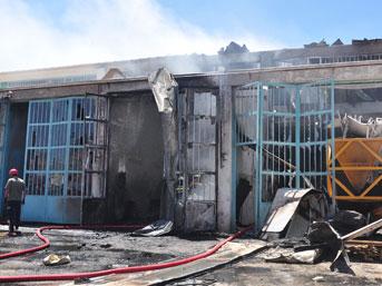 Eskişehir'de patlama: 4 ölü