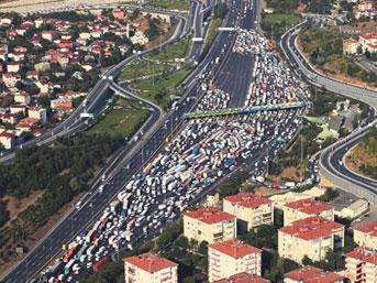 İstanbul'da köprü geçişi ücretsiz