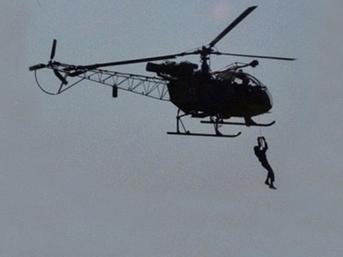 Helikopterle hapisten kaçtı. Sonrasında ise..
