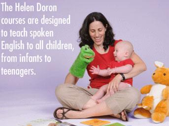 Helen Doron erken İngilizce sistemi