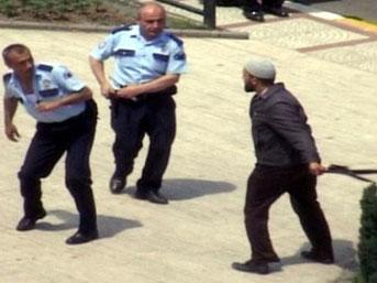 Ordu da sık sık değişik konularda protesto gösterileri yapan 72