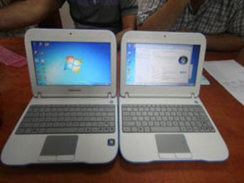 Belediye laptop dağtttı aileler sattı