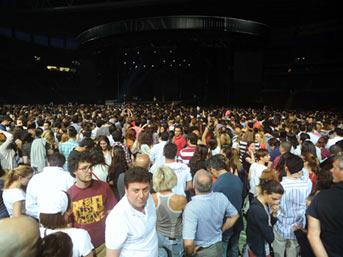 madonna konser1 - Madonna'dan devkonser
