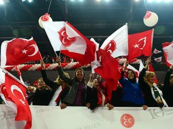 MHP Genel Başkanlık Seçimini Devlet Bahçeli Kazandı