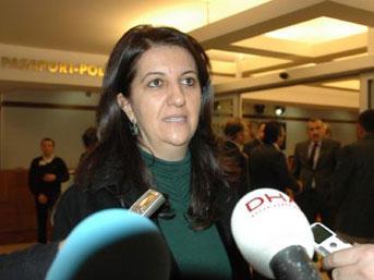 BDP'li Pervin Buldan: 'Mektup gitti'