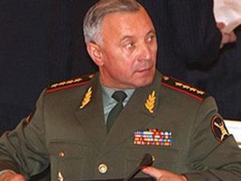 Rusya genel kurmay başkanı nikolay makarov batı'nın iran'ı