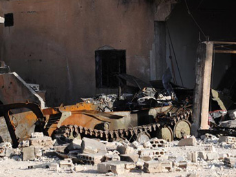 'Suriye'de 60 kişi öldürüldü'