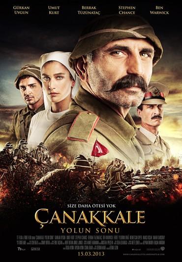 CanakkaleYolunSonuAfis2 Çanakkale Yolun Sonu (2013) Film indir