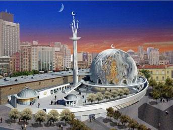Mahkeme: Taksim'in yapısı değişti, cami şart