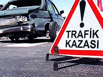 Yozgat'ta trafik kazası:4 ölü