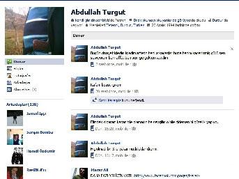 Cinayet işlediğini Facebook'ta itiraf etti