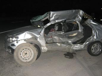 Lüleburgaz'da kaza; 1 ölü, 1 yaralı