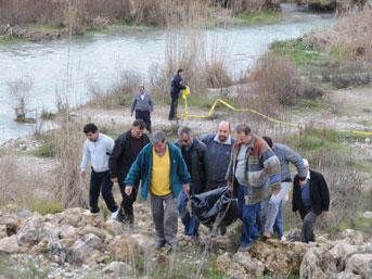 Antalya'da vahşi cinayet