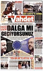 Vahdet Gazetesi