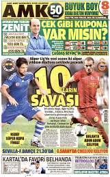 02 Ağustos 2014 Tarihli AMK Gazetesi