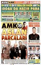 02 Eylül 2014 Tarihli AMK Gazetesi
