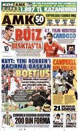 03 Ağustos 2014 Tarihli AMK Gazetesi