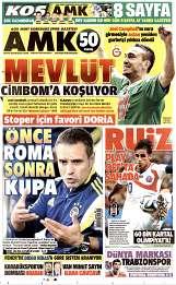 04 Ağustos 2014 Tarihli AMK Gazetesi