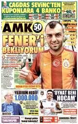 04 Eylül 2014 Tarihli AMK Gazetesi