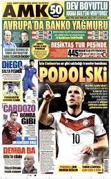 05 Ağustos 2014 Tarihli AMK Gazetesi