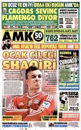 06 Eylül 2014 Tarihli AMK Gazetesi