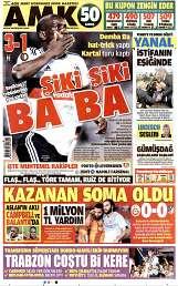 07 Ağustos 2014 Tarihli AMK Gazetesi