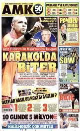 08 Eylül 2014 Tarihli AMK Gazetesi