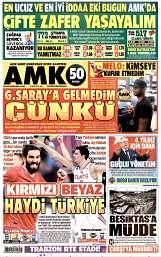 09 Eylül 2014 Tarihli AMK Gazetesi