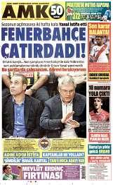 10 Ağustos 2014 Tarihli AMK Gazetesi
