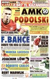 11 Ağustos 2014 Tarihli AMK Gazetesi
