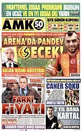 11 Eylül 2014 Tarihli AMK Gazetesi