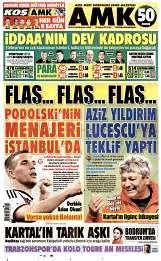 12 Ağustos 2014 Tarihli AMK Gazetesi