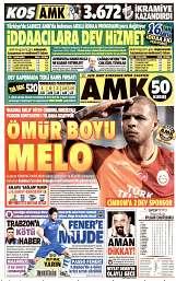 13 Eylül 2014 Tarihli AMK Gazetesi
