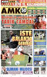 14 Ağustos 2014 Tarihli AMK Gazetesi